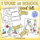 I Work at School- A Social Story for Group and Desk Work from NoodleNook