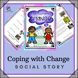 Social Story - I can Cope with Change - Autism and Special Education Resource