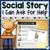 Social Story I can ask for help