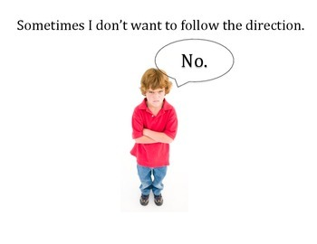 Social Story: I can follow directions