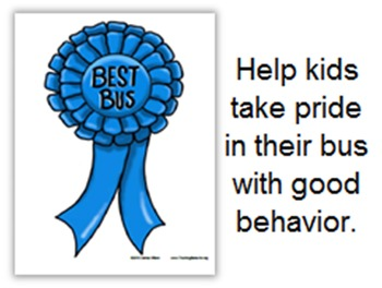 Social Story (Illustrated) - Best Bus of All - male driver