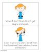 Social Narrative: I'm Not Always First