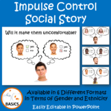 Impulse Control Social Narrative