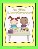 Social Story: Lunchroom Behavior Expectations, Verbal Expression, Prag. Language