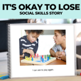 Social Story: It's Okay to Lose