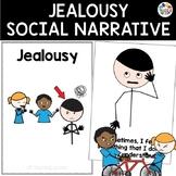 Social Story Jealousy