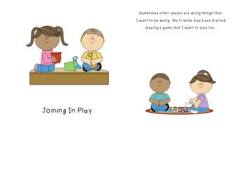 Social Story- Joining in Play