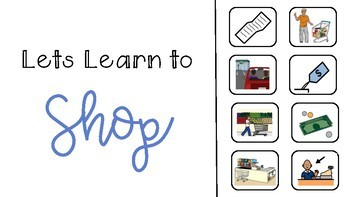 Social Story - Lets Learn to Shop