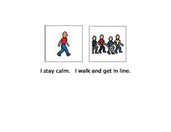 Social Story: Lining Up