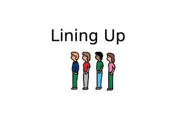 Social Story: Lining Up