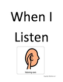 Social Story: Listening
