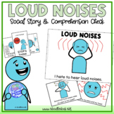 Loud Noises- A Social Story for Problem Behaviors & Social Skills Training
