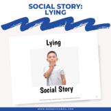 Social Story: Lying