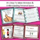SOCIAL STORY SKILL BUILDERS MEGA 6 Pack Set 1 {For 3rd-5th Grade or Ability}