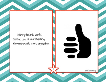 Social Story: Making Friends