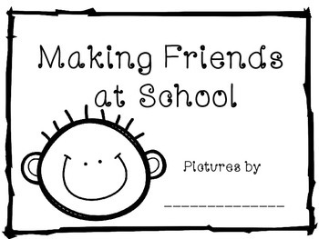 Social Story: Making Friends at School