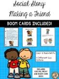 Social Story - Making a Friend