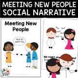 Social Story - Meeting New People