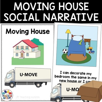 Social Story - Moving House