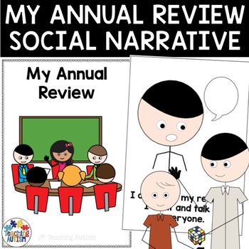 Social Story My Annual Review