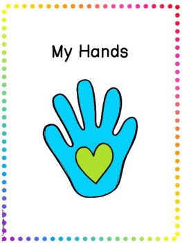 Social Story - My Hands