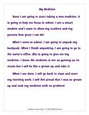 Social Story- My Medication