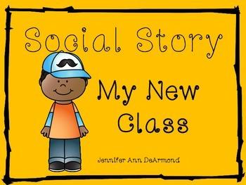 Social Story: My New Class
