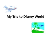 Social Story: My Trip to Disney World