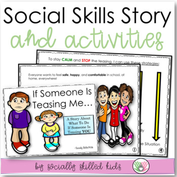 Social Story: No Tease Please!