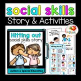 Social Story, NO HITTING (AUTISM/Special Needs)