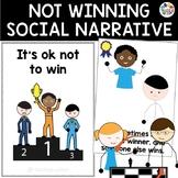 Social Story Not Winning