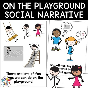 Social Story On the Playground
