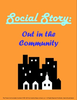 Social Story: Out in the Community