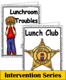 Social Story PLUS (Illustrated) - Lunch Club