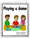 Social Story PLUS (Illustrated) - Playing A Game