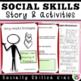 SOCIAL STORY~ Pack 1 {Coping Strategies, For 3rd-5th Grade/Ability Level}
