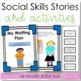 SOCIAL STORY~ Pack 3 {Pro-Social Behaviors Pack, For k-2nd