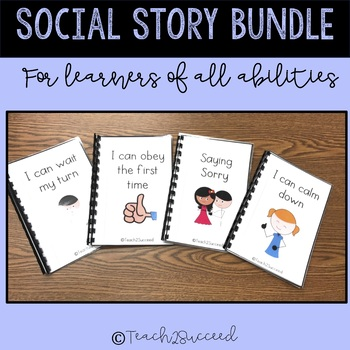 Social Story Bundle for Special Education