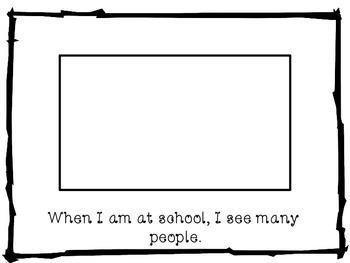 Social Story: People at My School