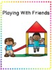 Social Story - Playing with Friends
