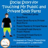 Private Parts Social Narrative