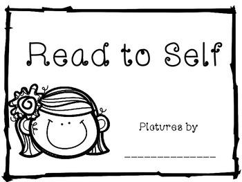 Social Story: Read to Self (K-1st grade)