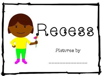Social Story: Recess