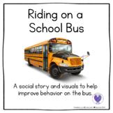 Social Story-Riding on a School Bus