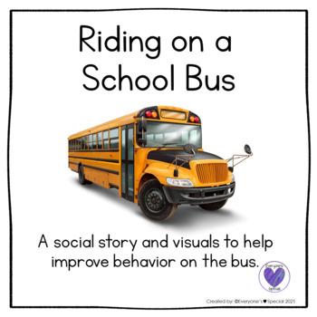 Social Story-Riding on a School Bus