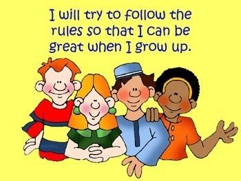 Social Story: Rules