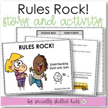 SOCIAL STORY  Rules Rock!