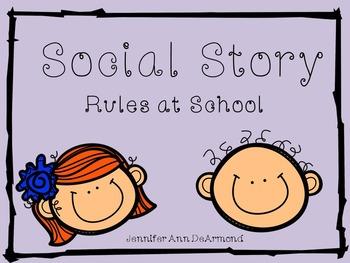 Social Story: Rules at School