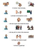 Social Story - School Rules