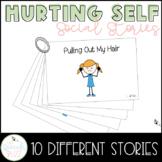 Hurting Self Social Stories